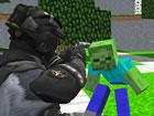 Counter Craft Zombies bietet intensives Zombie-Schießen in der Blockwelt,