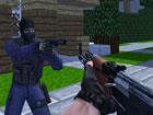 Counter Craft bietet Multiplayer Kämpfe auf verschiedenen Karten mit Minec