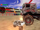 Spielen Sie die traditionellen Crazy Buggy Demolition Derby-Events in einer Are