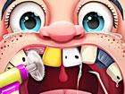 Verrückter Zahnarzt in Aktion! Der süßeste Zahnarztsalon hilft