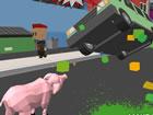 Crazy Pig Simulator ist ein episches Spiel der Verwüstung, in dem du ein verr�