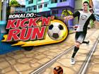 In diesem Ronaldo Kick'n Run-Spiel ist es an der Zeit, Ihre Fähigkeite