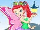 Kleid einen Schmetterling Fee mit vielen Optionen. Diese Fee kann\r\n fliegen