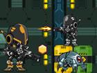 Cyber Soldier ist ein Science-Fiction-Abenteuerplattform-HTML5-Spiel, das insge