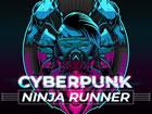 Cyberpunk Ninja Runner ist ein actionreiches Parkour-Rennspiel. Sie sind ein te