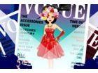 Eine Werbeagentur ist ein Cover-Girl jetzt suchen. Emily hat einen Traum als ei