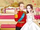 Lassen Sie uns in den Raum von der Prince William und Prinzessin Kate! Glauben