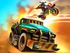 Dead Paradise: Race Shooter ist ein apokalyptisches Autospiel, in dem du deine