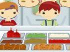 Eine lustige flash-Spiel, in dem Sie müssen vorbereiten, und dienen-Sandwichs