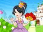 Prinzessinnen sind die schönsten Mädchen der Welt. Aber wenn einer von ihnen