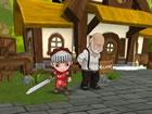 Delsaran World RPG ist das Cartoon-RPG-Spiel, in dem du beauftragt wirst, der g