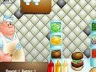 Die große Burger Builder - Build Burger in der exakten Reihenfolge wie gezeigt