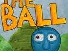 Hilfe \'TheBall\', um seine Reise durch Springen und Rollen in diesem Plattform