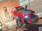 Derby Car Racing Stunt ist ein Autounfall- und Rennspiel mit Geschwindigkeitssc
