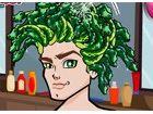 In diesem Haarstyling-Spiel, ist Ihr Kunde unsere Monster High Deuce Gorgon Fra