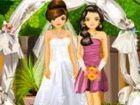 Meine Schwester ist bald heiraten und I \'m going to Brautjungfer werden! Das i