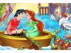 Die Mermaid-Liebe.