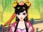 Tang-Dynastie wurde von Li-Familie in China gegründet. Seine Hauptstadt war Ch