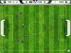 Dies ist eine schöne Fußball-Simulation. Sie wählen eines der nationalen Tea