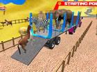 Dino Truck Transport Simulator ist ein fortschrittliches Dino-Truck-Simulations