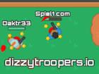 Dizzytroopers.io ist ein lustiger Arcade 2D Shooter. Sammeln Sie so viele Punkt