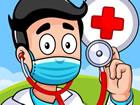 Willkommen im Krankenhaus für Kinder, wo Medizin auf Freundlichkeit trifft