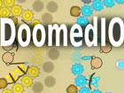 DoomedIO ist ein Multiplayer-Überlebensspiel.  Sie können Ressourcen und Ha