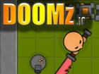 Doomz.io ist ein herausforderndes Multiplayer-.io-Spiel, bei dem es darum geht,