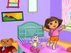 Genießen Sie dieses neue Dora Schlafzimmer Dekoration Spiele, Spaß haben Juge