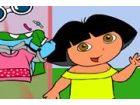 Dora Anziehen Spiele online kostenlos.\r\n