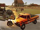 Dorf Auto Stunts ist ein he...