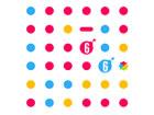 Dots FRVR ist das super lustige Arcade-Spiel, in dem du die Punkte schnell zusa