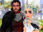 Daenerys Stormborn vom Haus Targaryen, rechtmäßiger Erbe des Eisenth