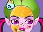 Draculaura braucht Sie, die Hilfe für ein komplettes Makeover. Sie müssen ein
