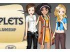 Verkleiden Sie sich Ihre Lieblings-Drillinge Dolls Adriana, Alexa und Alicia h�