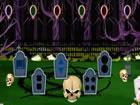 Dark Cemetery Escape ist ein Point and Click...