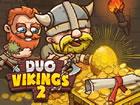 Viking Duo 2 ist die Fortsetzung eines aufregenden Spiels für zwei Spieler