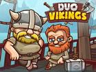 Viking Duo ist ein 2D-Puzzle-Plattformer für zwei Spieler. Übernimm d