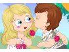 Wie würden Sie reagieren auf eine plötzliche Kuss auf die Wange? Würden Sie