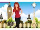 Mila liebt Reisen ins Ausland. Sie befindet sich in London und ist dabei, einen