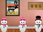 Frozen Olaf Cousin Escape ist ein Point-and-...