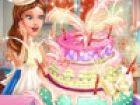Ellas Hochzeitstorte ist einer der vielseitigsten Kuchen Dekoration Spiele, die