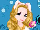 Elsa verkleiden ist ein Spiel für Mädchen, die diese Art von Spiel m&