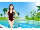 Der Sommer kommt, wählen Sie einfach die besten Bikinies für hübsch
