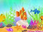 Entwerfen Sie Ihr Aquarium mit Spielzeug, Pflan...