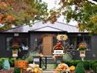 Thanksgiving-Truthahn wurde in diesem Haus gefangen und Sie müssen den Weg