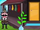Erntedankfest Zeit 4 ist ein weiteres Point-and-Click-Escape-Spiel, das von 8BG
