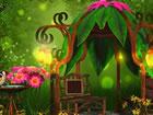 Können Sie diesem erstaunlichen Garten entkommen? Löse verschiedene R