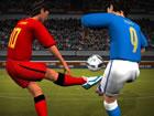 Spiele die Freistoß-Edition der Euro 2020, wähle aus den 10 besten T