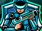 Evo Deathmatch Shooter ist ein lustiges Ballerspiel mit 10 Levels, mehreren Waf